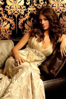 Nadine Njeim - Miss World Lebanon 2007