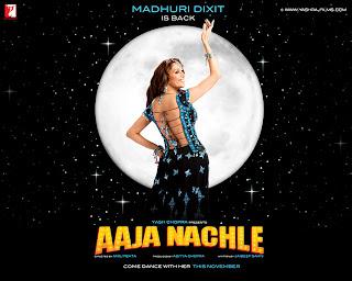 Madhuri Dixit Nene - Aaja Nachle Comeback film of Madhuri