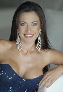 Rebecca Parchment - Miss World Cayman Islands 2007