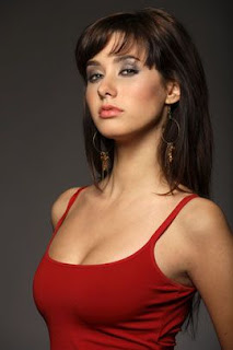 Paolina Racheva - Miss World Bulgaria 2007