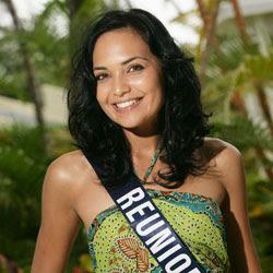 Valerie Begue - Miss France 2008