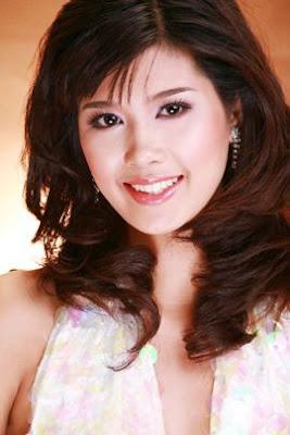 Thu Thi Minh Dang - Miss World Vietnam 2007