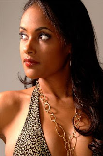 Micaela Reis - Miss World Angola 2007 - 1st Runner up of Miss World 2007