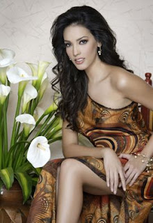 Miss World 2007 2nd Runner up - Miss World Mexico 2007 - Carolina Morgan Gordillo