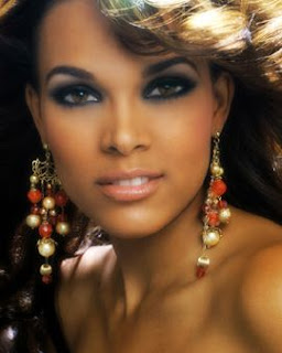Ada Aimee De La Cruz - Miss World Dominican Republic 2007 - Miss World 2007 Semi Finalist