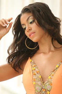 Yendi Phillipps - Miss World Jamaica 2007 - Semi Finalists