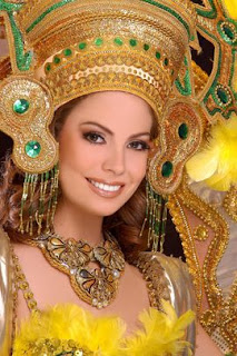 Valeska Saab Gomez - Miss World Ecuador 2007 - Semi Finalist Miss World