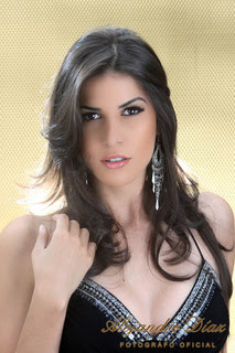 Marianne Cruz - Miss Universe Dominican Republic 2008