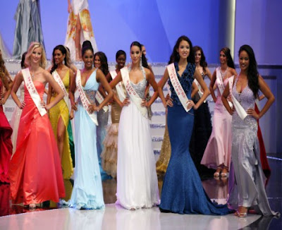 Miss World 2007 Contestants