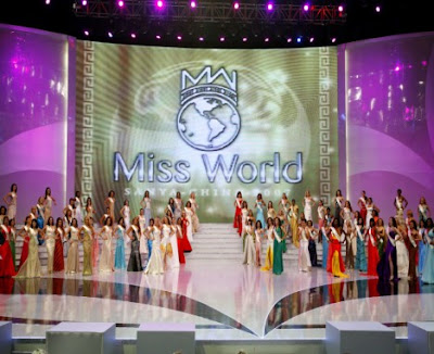 Miss World 2007 Pictures