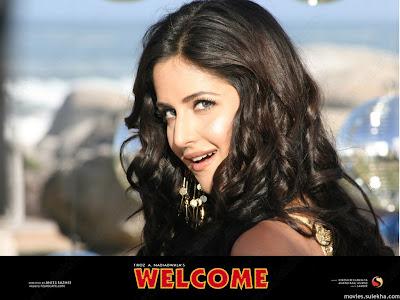 Katrina Kaif stills from Welcome Movie 2007