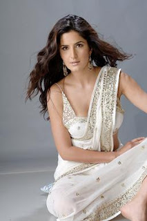 Katrina Kaif in Saree