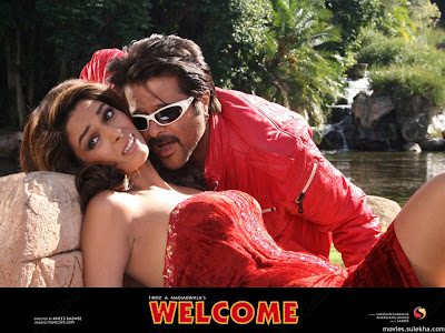 Mallika Sherawat in Welcome Film with Anil Kapoor