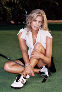 Anna Rawson - Professional Golfer and Model