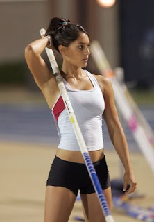 Allison Stokke - American Sexy Pole Vaulter - Sports Babe