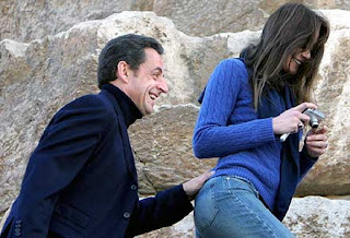 Carla Bruni and French President Nicolas Sarkozy got Married Secretly??
