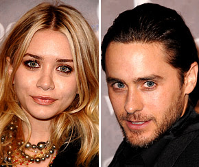 Ashley Olsen dating Jared Leto Rumors