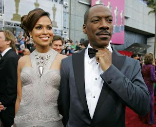 Eddie Murphy and Tracey Edmonds Split up