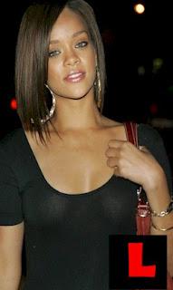 Rihanna Nip Slip Picture