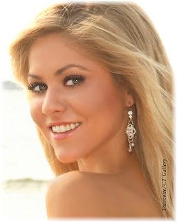 Kirsten Haglund - Miss America 2008 - Miss Michigan 2007