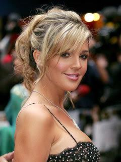 Danielle Lloyd - Sexiest WAG of 2007