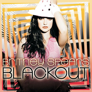 Britney Spears Blackout - Best International Album - NRJ Music Awards 2008