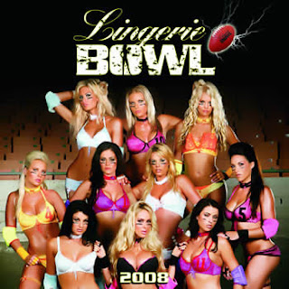 Lingerie Bowl V - 2008 Calendar Photos Pictures