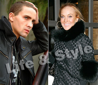 Lindsay Lohan's New Boyfriend - Jeremy Greene