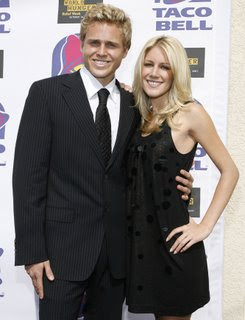 Heidi Montag and Spencer Pratt Video Game