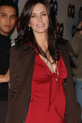 Courtney Cox Weight Loss