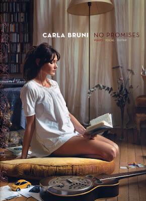 Carla Bruni - No Promises Album Cover