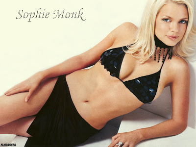Sophie Monk Wallpaper