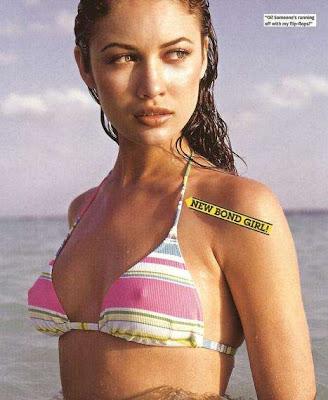 Olga Kurylenko Bikini Picture
