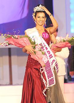 Shagun Sarabhai - Miss India Worldwide 2008