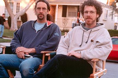 Oscars 2008 Best Directors - Joel Coen and Ethan Coen
