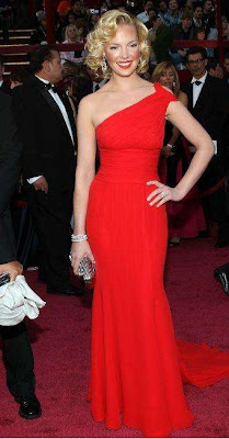 Katherine Heigl - Worst Dressed at 80th Annual Academy Awards
