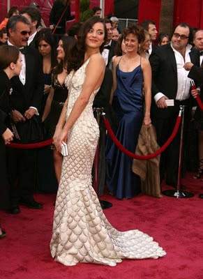 Marion Cotillard - 2008 Oscars Red Carpet Picture