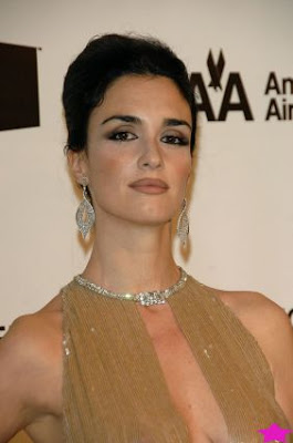 Paz Vega at 2008 Oscars Party