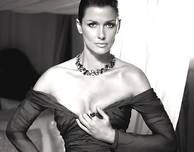 Bridget Moynahan in Diamonair Ad