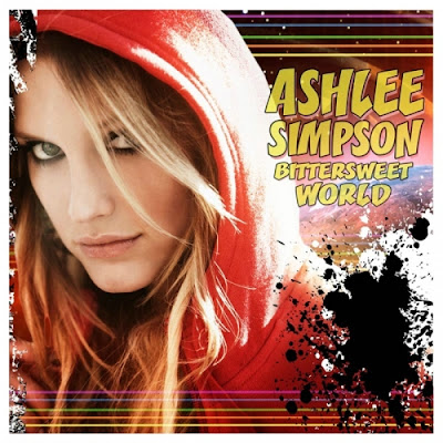 Ashlee Simpson's Bittersweet World Album Cover