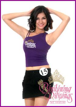 Janina San Miguel Binibining Pilipinas 2008 Winner