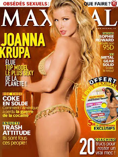 Joanna Krupa Maximal Magazine Cover Picture