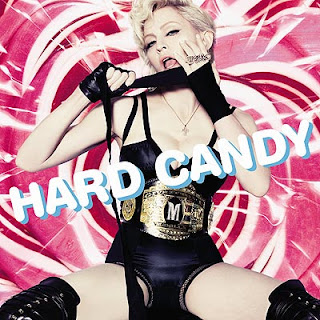 Madonna Hard Candy Album Cover