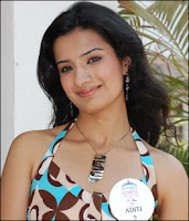 Aditi Singh - Miss India 2008 Contestant