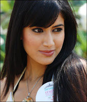 Alisha Pekha - Miss India 2008 Contestant
