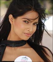 Kavya Barli - Miss India 2008 Contestant
