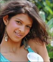 Lekha Anatharaman - Miss India 2008 Contestant