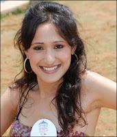 Pragya Jaiswal - Miss India 2008 Contestant