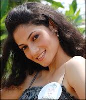 Shireen Farooq - Miss India 2008 Contestant