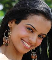 Shruti Dilip - Miss India 2008 Contestant